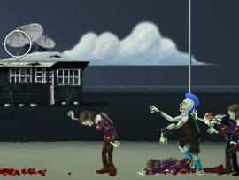 Ragdoll Zombie Slayer